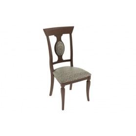 Обеденный стул Денвер, цвет Орех темный/тк. №42 Коричневая Б-505