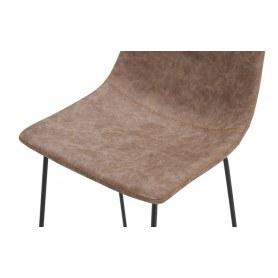 Барный стул CQ-8347B brown