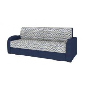 Прямой диван Марио №9 (Ридли 06 / Мальмо 81)