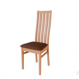 Кухонный стул Андра Груша арозо/ткань Longoria Legato chocolate