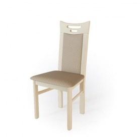 Кухонный стул  Юля Выбеленный бук/ткань Longoria Legato beige