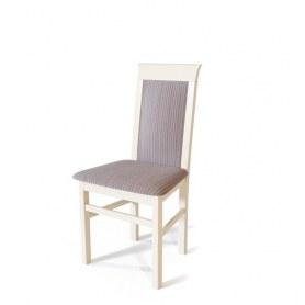Кухонный стул Алла Выбеленный бук/ткань Skiff 104