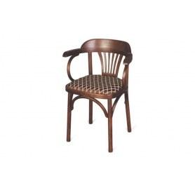 Кухонный стул Венский мягкий (средний тон)
