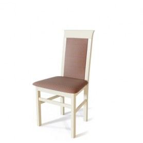 Кухонный стул Алла Слоновая кость/ткань Longoria Legato chocolate