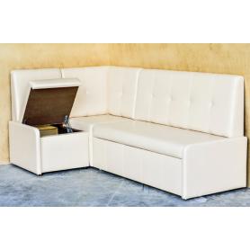 Кухонный диван Лофт-1, Угол левый с коробом