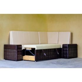 Кухонный диван Лофт 7 со спальным местом