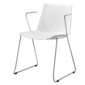 Офисный стул FX-05F WHITE