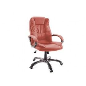 Офисное кресло Dikline CC55 к/з паприка