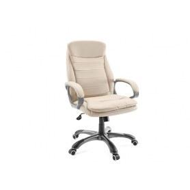 Офисное кресло Dikline CC56 к/з крем