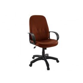 Офисное кресло Dikline CT40  к/з паприка
