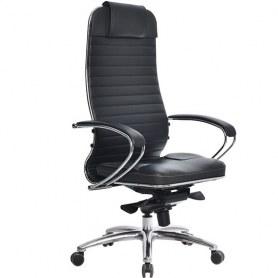 Офисное кресло Samurai KL-1.03, черный