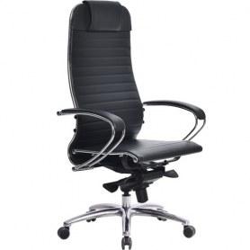 Офисное кресло Samurai K-1.03, черный