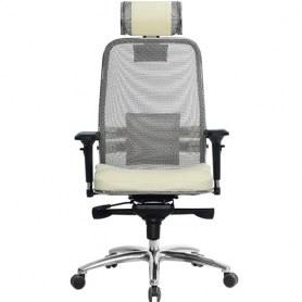 Офисное кресло Samurai SL-3.03, бежевый