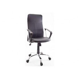 Офисное кресло Dikline ST20 к/з черный