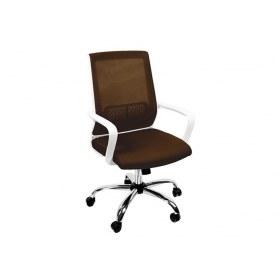 Офисное кресло Оптима Люкс Шоколад