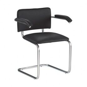 Офисный стул Сильвия АРМ, Черный