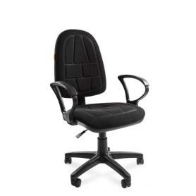 Офисное кресло Престиж Эрго, ткань, цвет черный