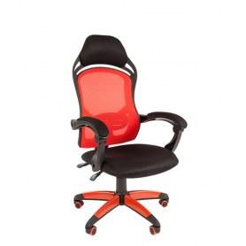 Кресло CHAIRMAN Game 12, цвет красный
