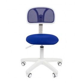 Кресло CHAIRMAN 250 White, цвет синий