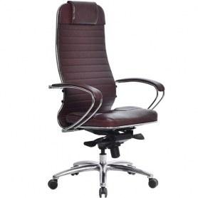 Офисное кресло Samurai KL-1.03, темно-бордовый