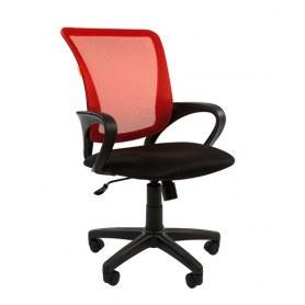 Офисное кресло CHAIRMAN 969, цвет красный