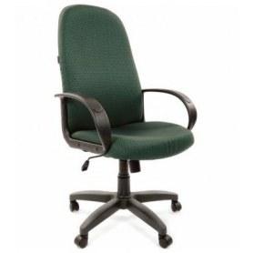 Офисное кресло CHAIRMAN 279 JP15-4, цвет зеленый