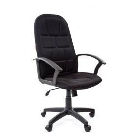 Офисное кресло CHAIRMAN 737, TW 11, цвет черный
