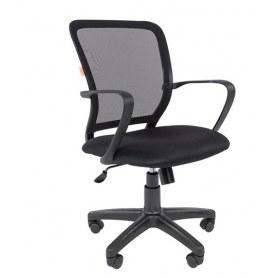 Офисное кресло CHAIRMAN 698 black, ткань, цвет черный
