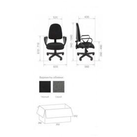Офисное кресло Стандарт Престиж