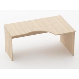 Стол угловой Twin 12.11.16Пр цвет Туя 1590х1000(680)х750