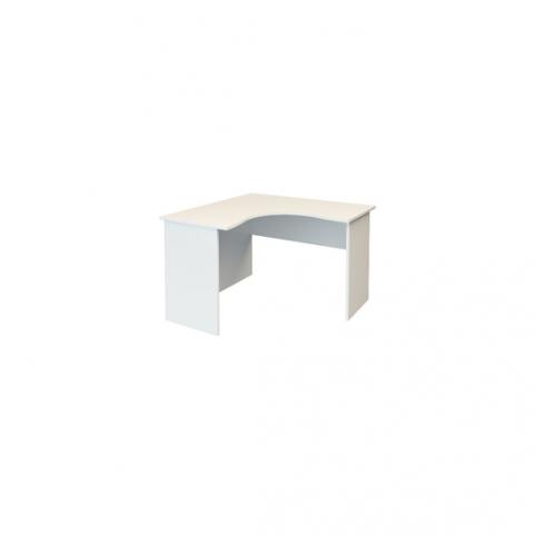Угловой стол Арго А-203.60 Лев (Белый)