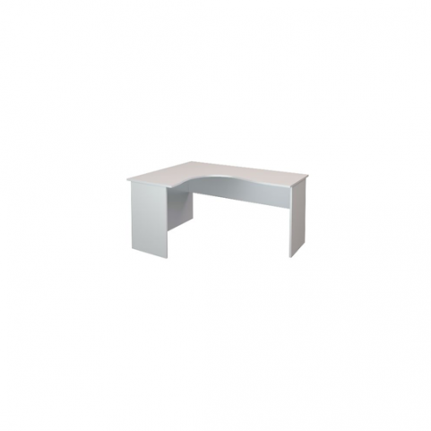 Угловой стол Арго А-206.60 Лев (Серый)