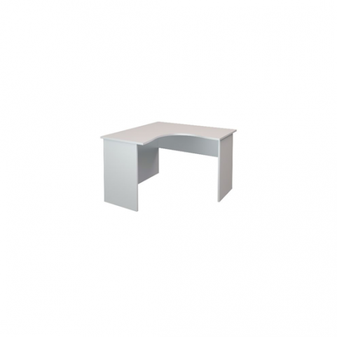 Угловой стол Арго А-204.60 Лев (Серый)