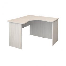 Угловой стол Арго А-204.60 Пр (Ясень Шимо)
