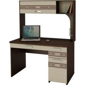 Ривьера Орион-7.10 Компьютерный стол Дуб