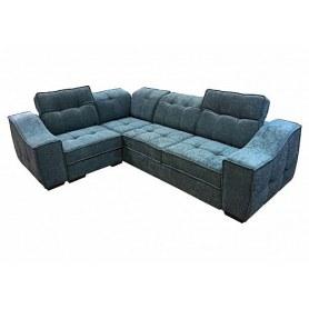 Угловой диван  Неаполь 11 ДУ (П1+ПС+УС+Д2+П1)
