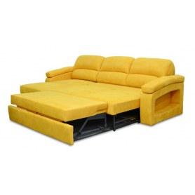 Угловой диван Матрица 28 ТТ с оттоманкой