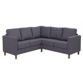 Угловой диван большой Рим ДУ