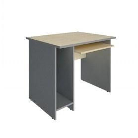 Стол компьютерный А.СК-1 900х720х755 Клен-металлик