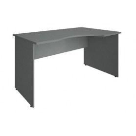 Стол письменный А.СА-2П 1400х900х755 мм. Серый