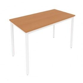 Стол письменный С.СП-5.1 Груша/Белый