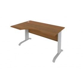 Стол письменный ПЛ.СА-2 Л 1400х900х755 Орех