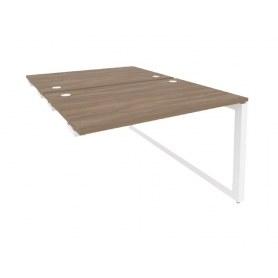 Стол приставка O.MO-D.SPR-0.7 Белый/Дуб Аризона