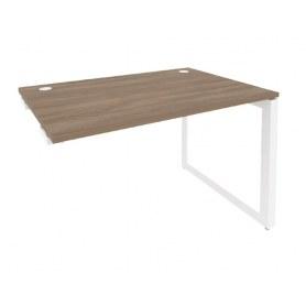 Стол приставка O.MO-SPR-2.8 Белый/Дуб Аризона