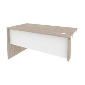 Стол-приставка O.SPR-3.7L, Дуб Аттик/Белый