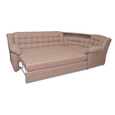 Угловой диван Соня-18 с полкой