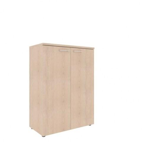 Шкаф с глухими средними дверьми и топом Xten 7, XMC 85.1