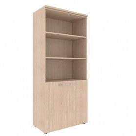 Шкаф с глухими средними дверьми и топом Xten, XHC 85.5