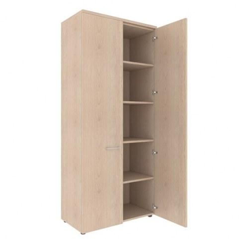 Шкаф с глухими средними дверьми и топом Xten, XHC 85.1