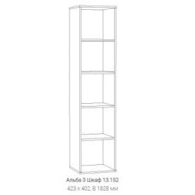 Шкаф-пенал 13.152 Альба 3